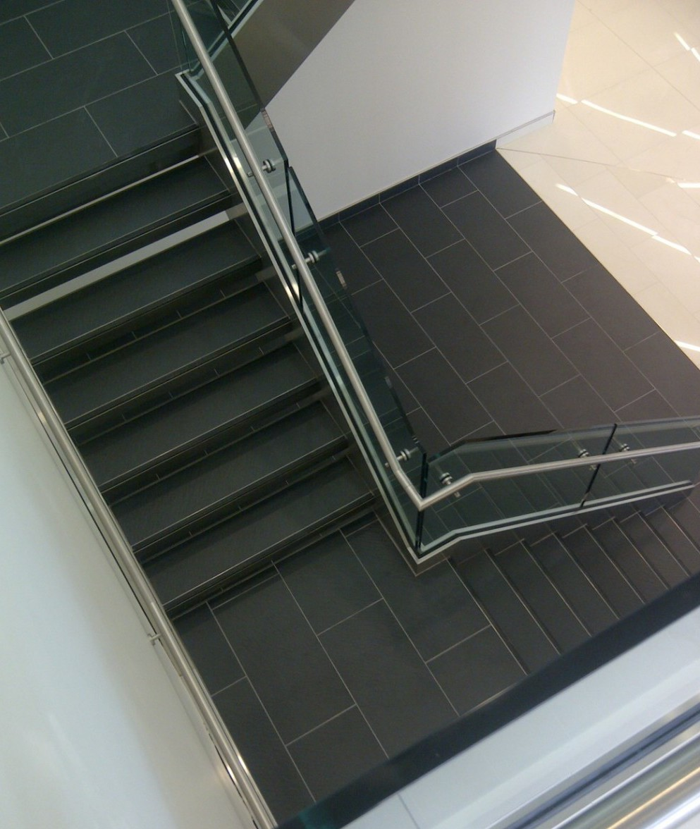 Stair Finishes Pictures Recent Projects Addai West Flooring